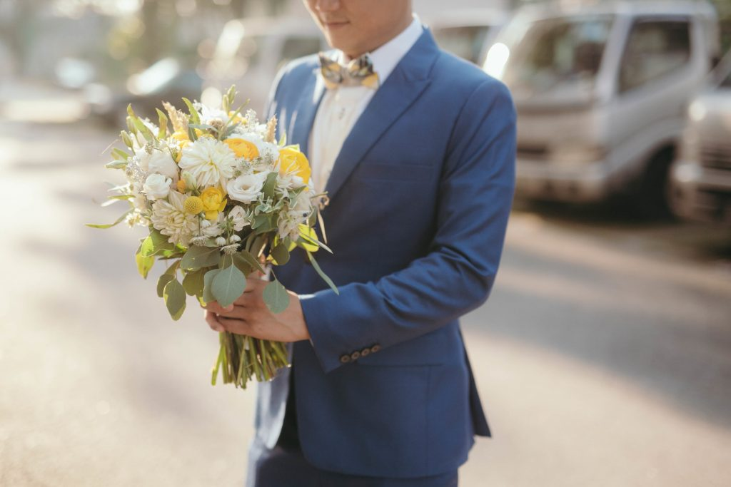 wedding flowers singapore
