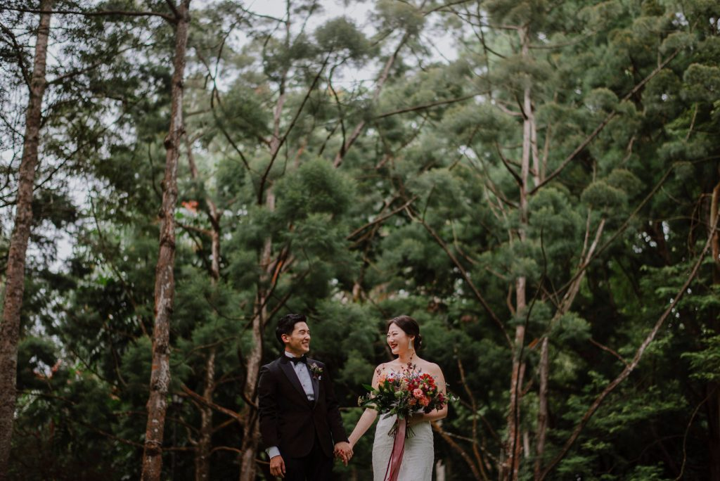 Wedding photoshoot: Tropical Renaissance