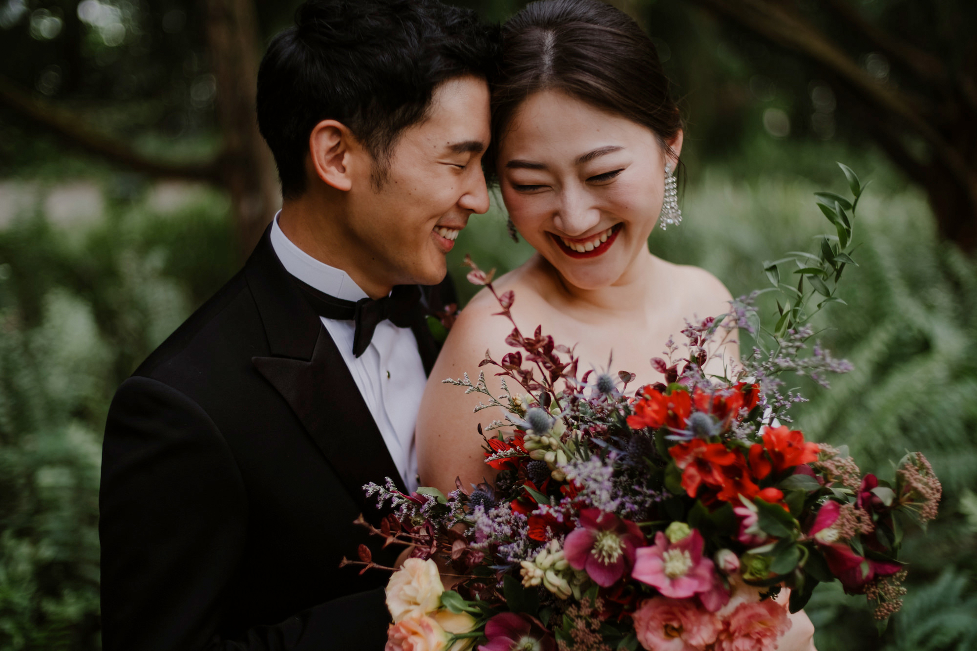 Cotton singapore wedding