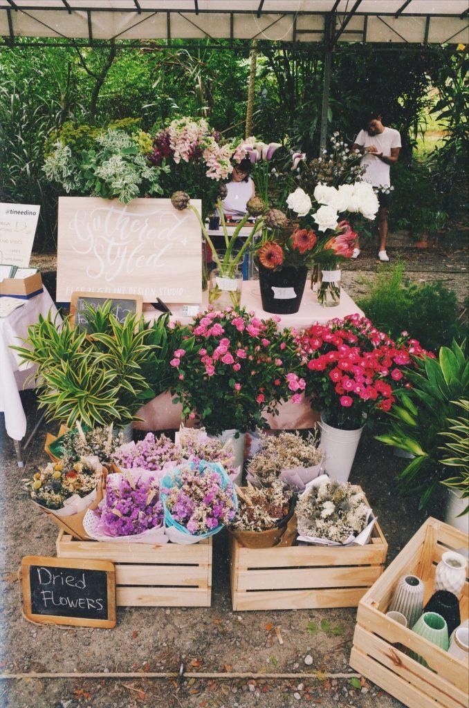 market workshop