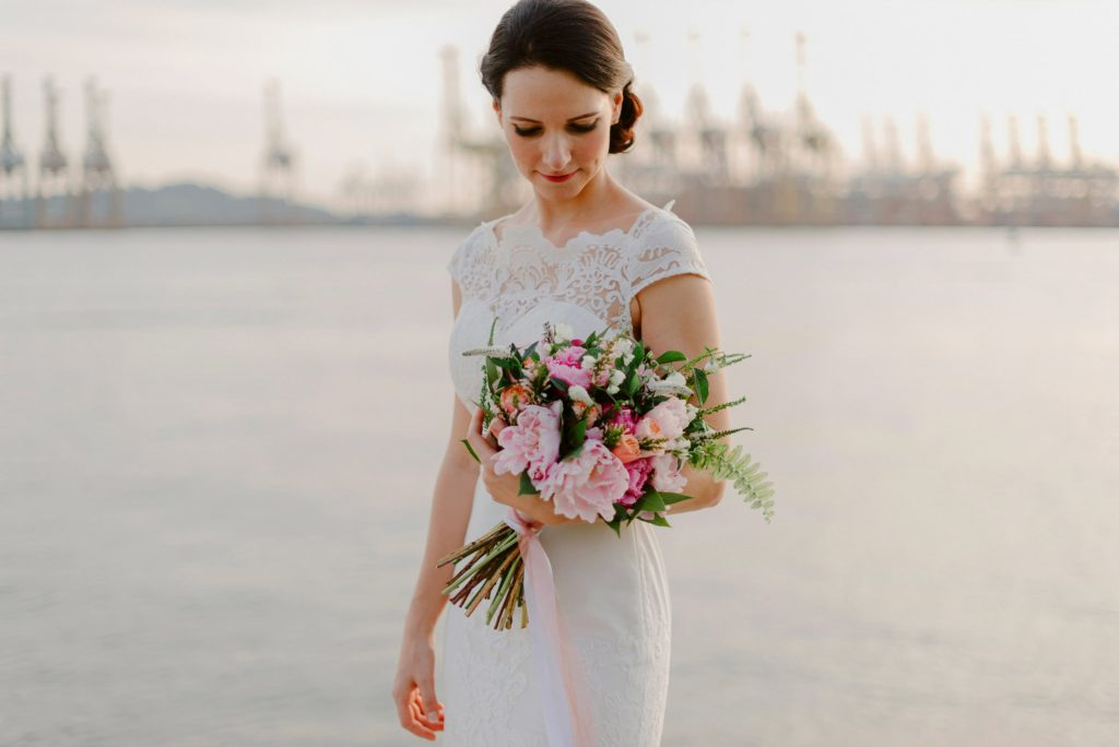 Urban Island Elopement