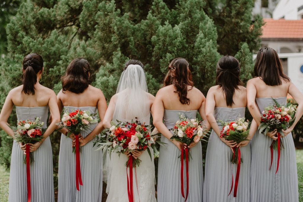 Wild Berry Garden Wedding
