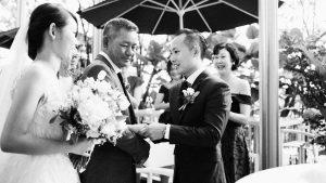 wedding Ronald+Lai Shan