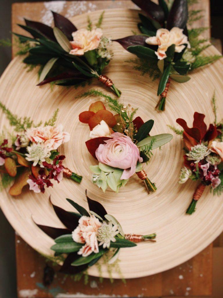 wedding gathered+styled