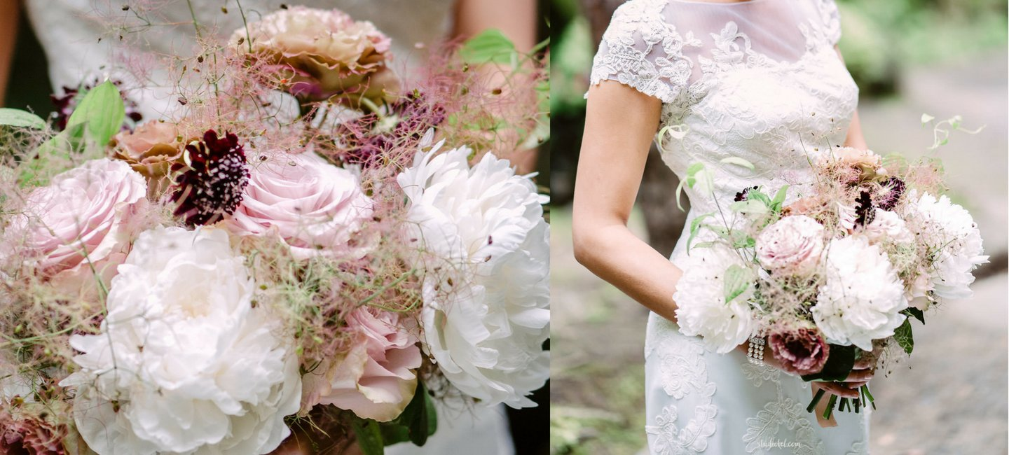 Gathered+Styled weddings