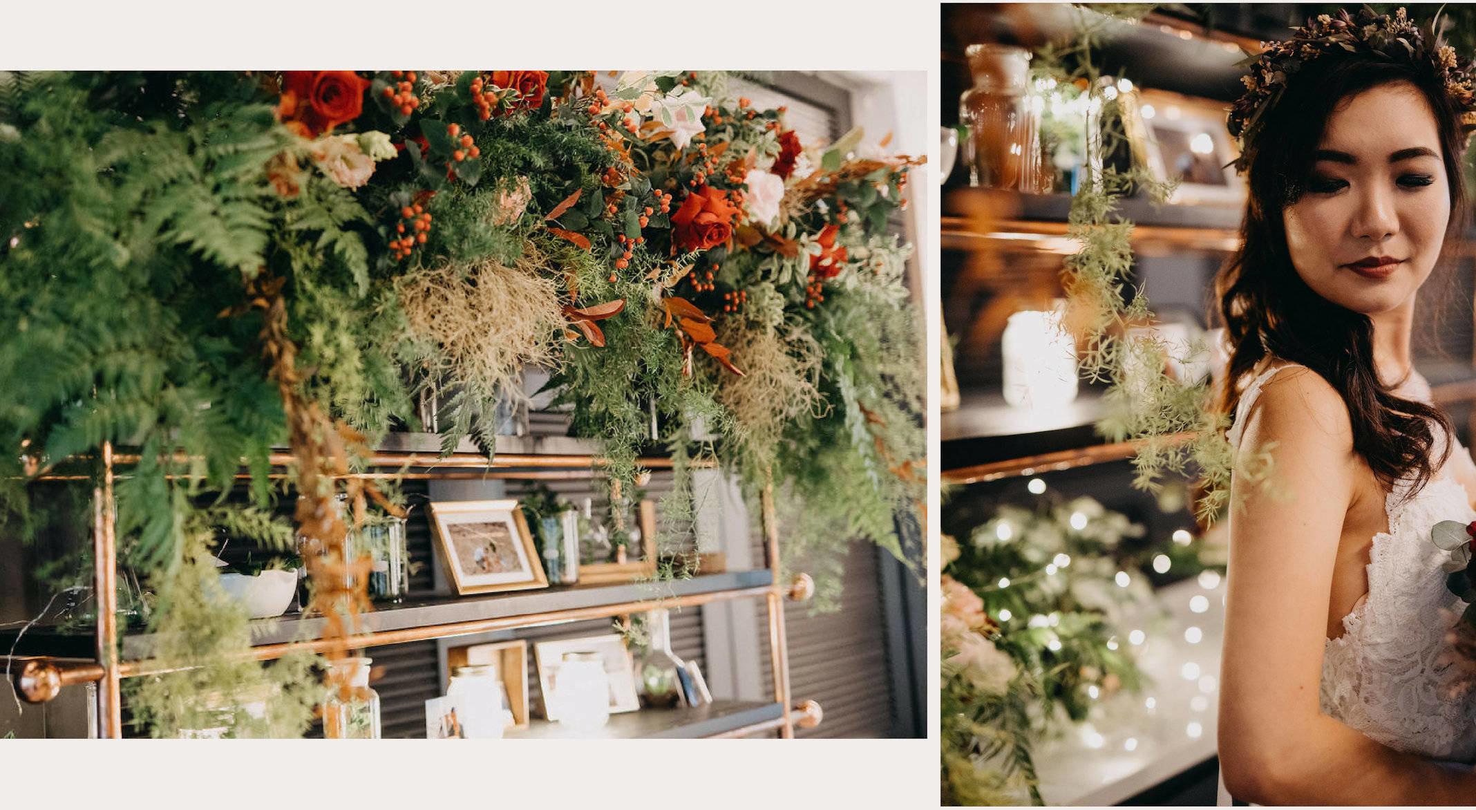 gathered+styled weddings