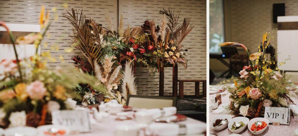 wedding grand hyatt singapore