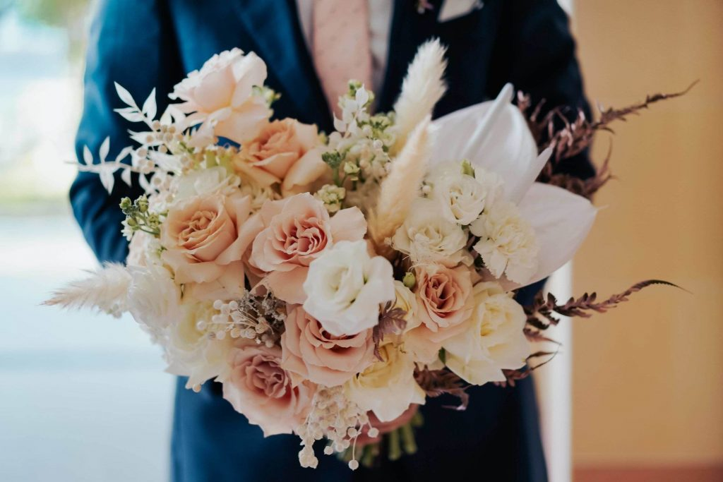quicksand roses wedding