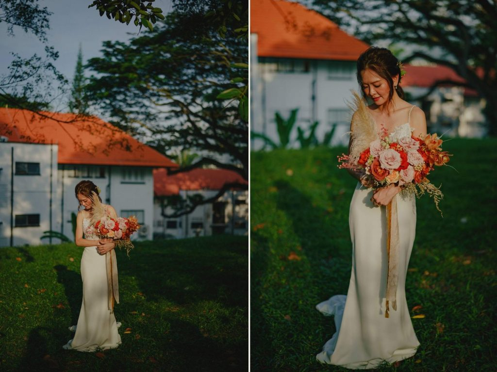 rustic wedding at The Summerhouse